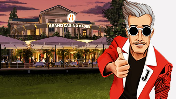 Grand Casino Baden jackpots